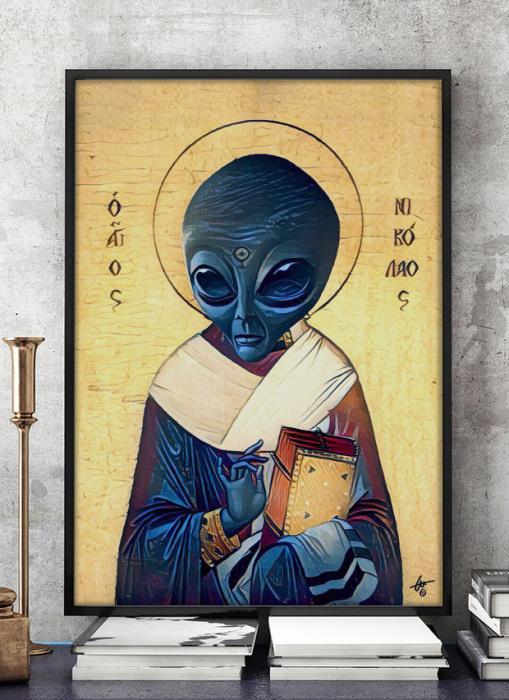 Религия. Автор: Lukas Brezak.