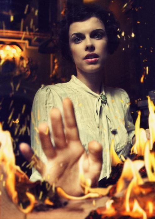 Рукописи не горят... Мастер и Маргарита от Ретроателье и Елены Черненко.