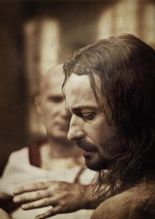 Понтий Пилат и Иешуа. Мастер и Маргарита от Ретроателье и Елены Черненко.