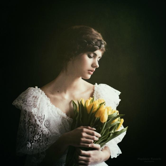 Тюльпаны (tulip...). Автор фото: Магдалена Рассока (Magdalena Russocka).