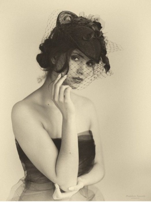 Леди (lady...). Автор фото: Магдалена Рассока (Magdalena Russocka).