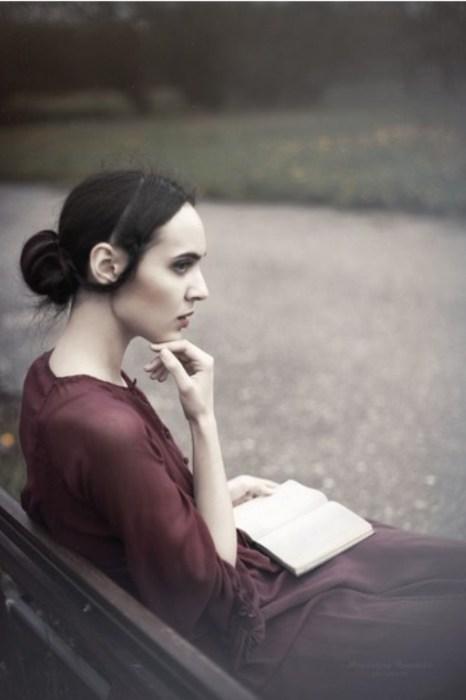 Оливия (Olivia). Автор фото: Магдалена Рассока (Magdalena Russocka).