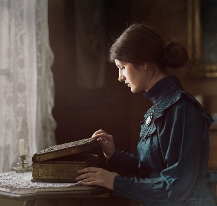 Портрет. Автор фото: Магдалена Рассока (Magdalena Russocka).