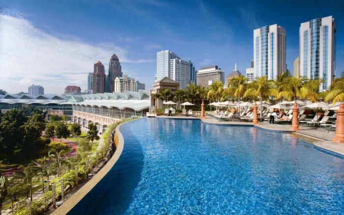 Куала-Лумпур. Малайзия.