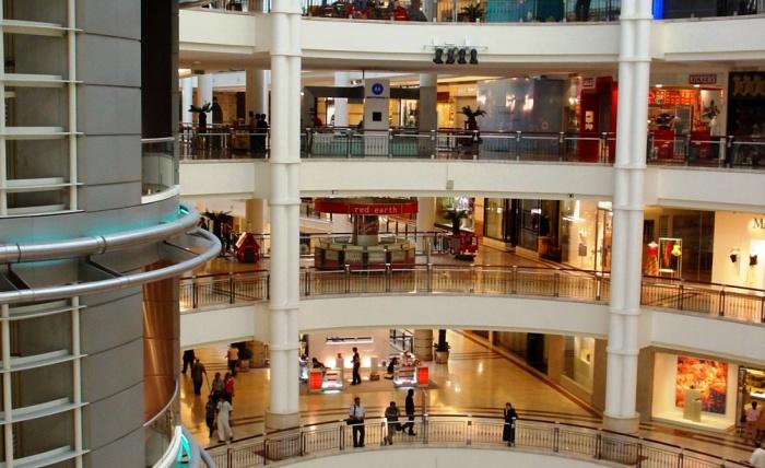 Торговый центр. Малайзия.