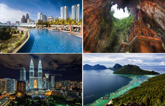 Многогранная Малайзия.