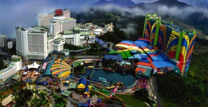 Парк развлечений Гентинг Хайлендз. Малайзия.