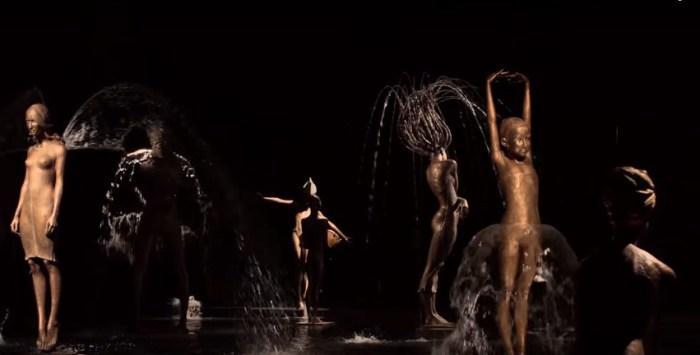 Невероятные фонтаны. Скульптор: Малгожата Ходаковская (Malgorzata Chodakowska).