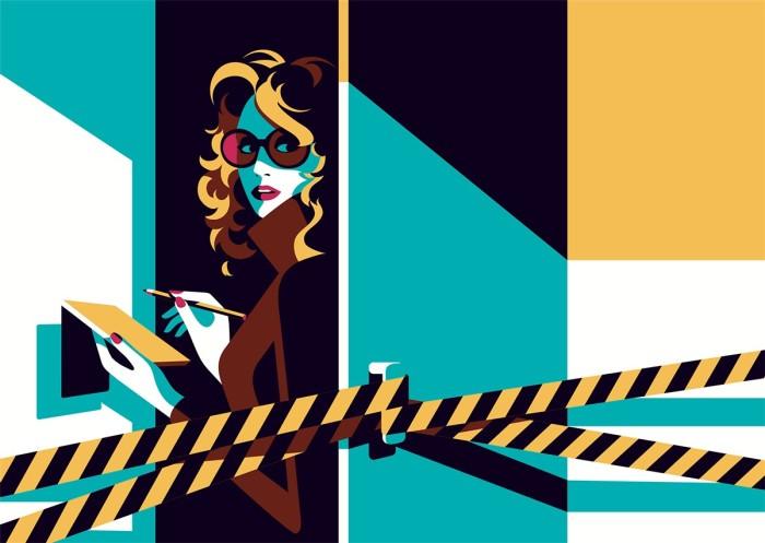 Провокации и юмор на иллюстрациях, покоривших культовые журналы Vogue, Vanity Fair и New York Times