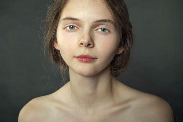 Неформатные портреты от московского фотографа Марата Сафина (Marat Safin).