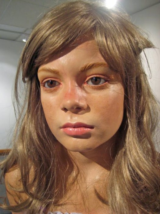 Девушка. Marc Sijan.
