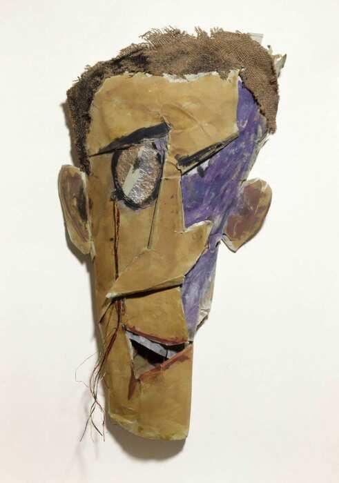 Портрет Тристана Тцары кисти Марселя Янко, 1919 год. \ Фото: twitter.com.