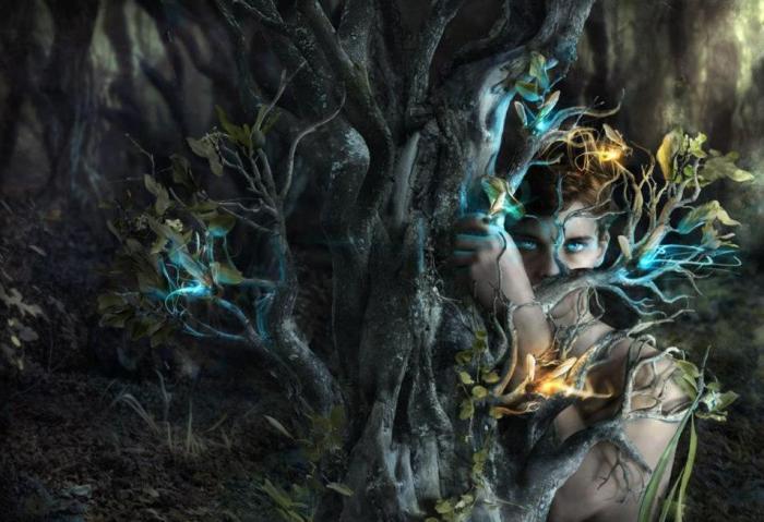 Захватывающий цифровой сюрреализм: Потусторонние образы с лёгким налётом ню