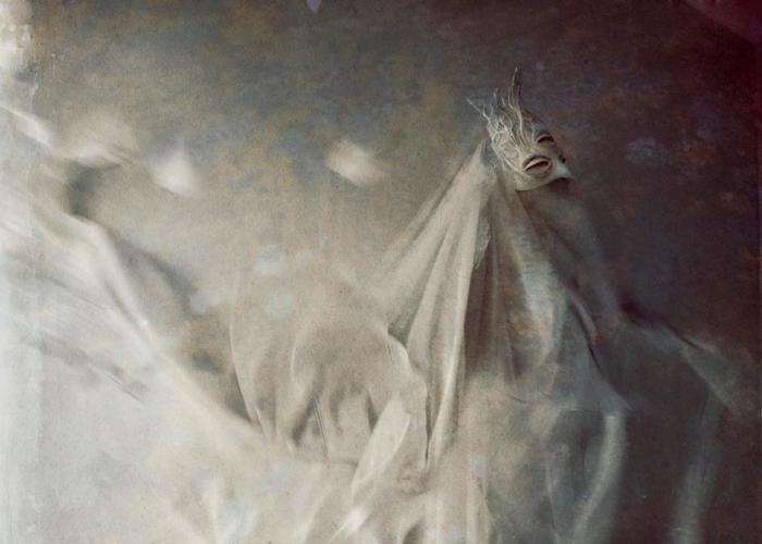 Призраки. Автор: Marcela Bolivar.
