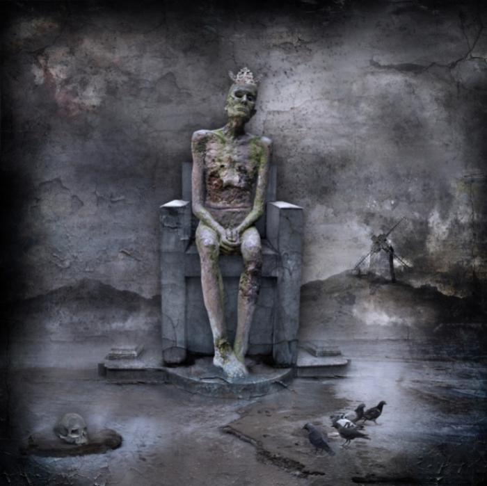 Моральное разложение. Мрачный сюрреализм в работах польского художника Марцина Овчарек (Marcin Owczarek).