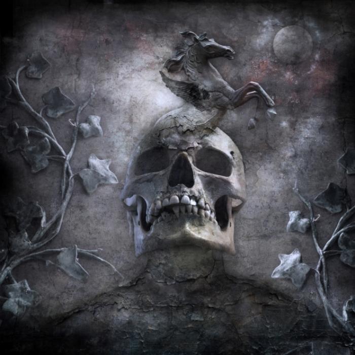 Культ смерти. Мрачный сюрреализм в работах польского художника Марцина Овчарек (Marcin Owczarek).