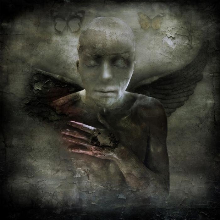 Человечество. Мрачный сюрреализм в работах польского художника Марцина Овчарек (Marcin Owczarek).