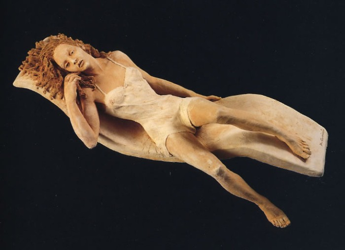 Современный итальянский скульптор Марко Корнини (Marco Cornini).