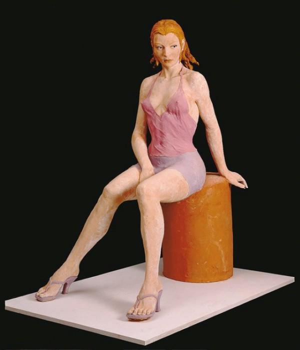 Скульптор Марко Корнини (Marco Cornini).