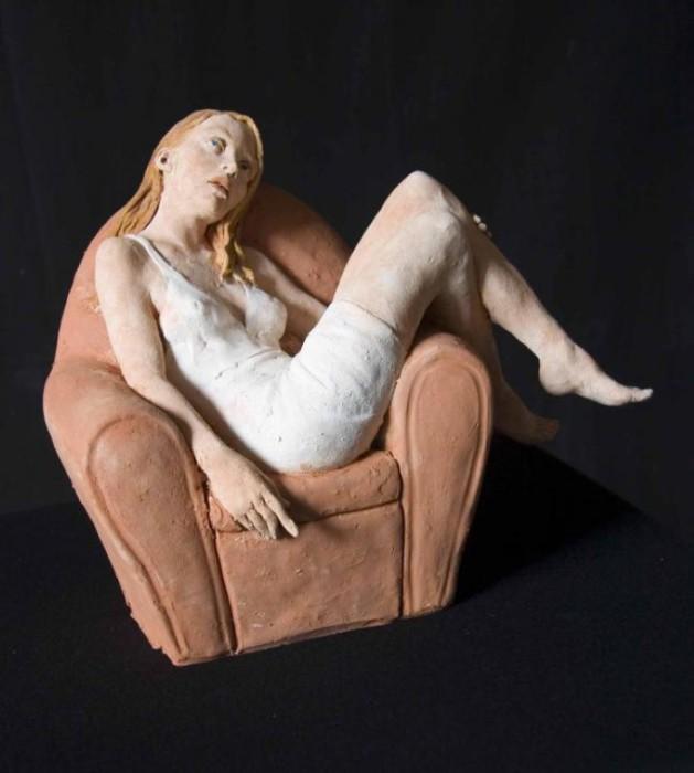 Работы скульптора Марко Корнини (Marco Cornini).