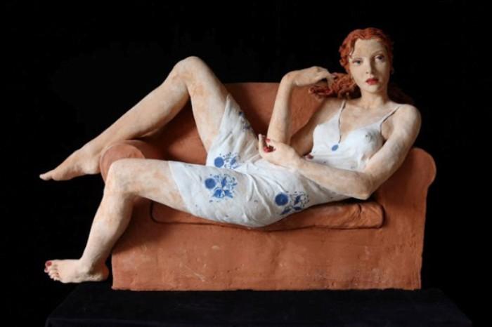 Великолепные скульптоуры Марко Корнини (Marco Cornini).