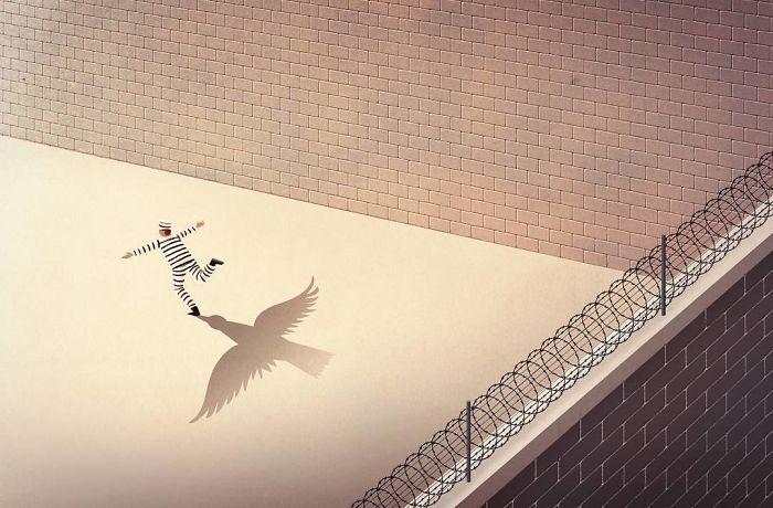 Эгоизм. Автор: Marco Melgrati.
