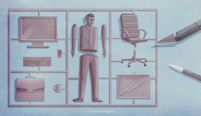 Собери свой бизнес. Автор: Marco Melgrati.