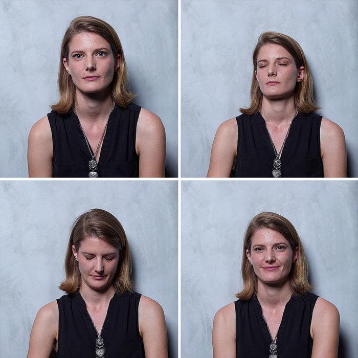 Соответственно, нужно отдать должное не только фотографу, но и всем женщинам, решившимся на такой шаг.