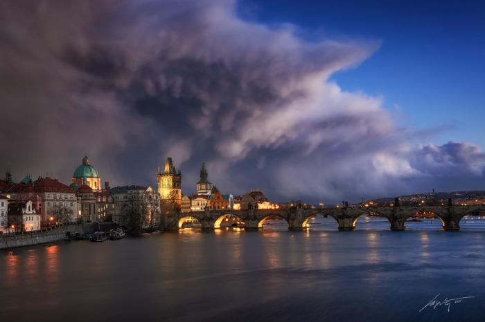 Великолепная Прага. Автор фото: фотограф Мареку Киевски (Marek Kijevsky).