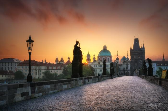 Яркое утро (Bright Morning). Автор фото: Марек Киевски (Marek Kijevsky).