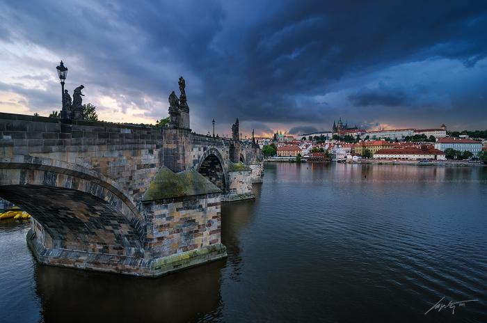 Буря (Storm is Coming). Автор фото: Марек Киевски (Marek Kijevsky).