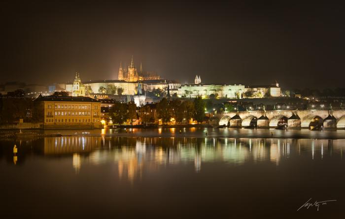 Отражение Святого Вита (St. Vitus Reflection). Автор фото: Марек Киевски (Marek Kijevsky).