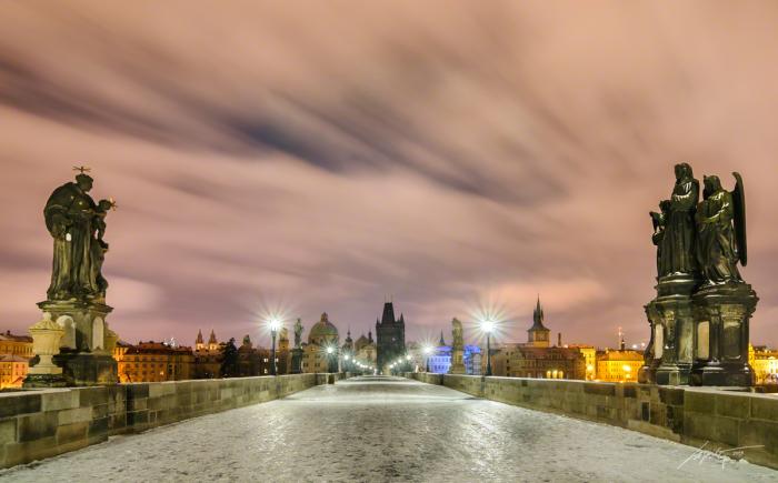 Первый снег (First Snow). Автор фото: Марек Киевски (Marek Kijevsky).