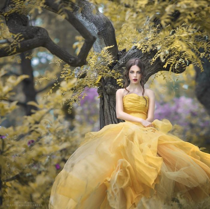 Яркие образы в работах Маргариты Каревой (Margarita Kareva).