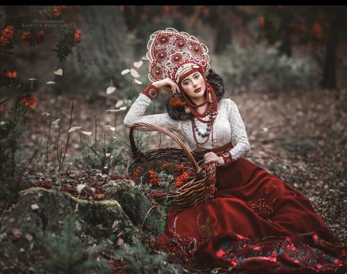 Сказочные мотивы в работах  Маргариты Каревой (Margarita Kareva).