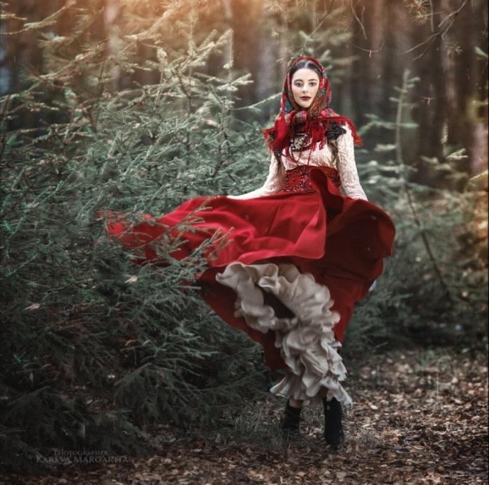 Работы российской фотохудожницы Маргариты Каревой (Margarita Kareva).