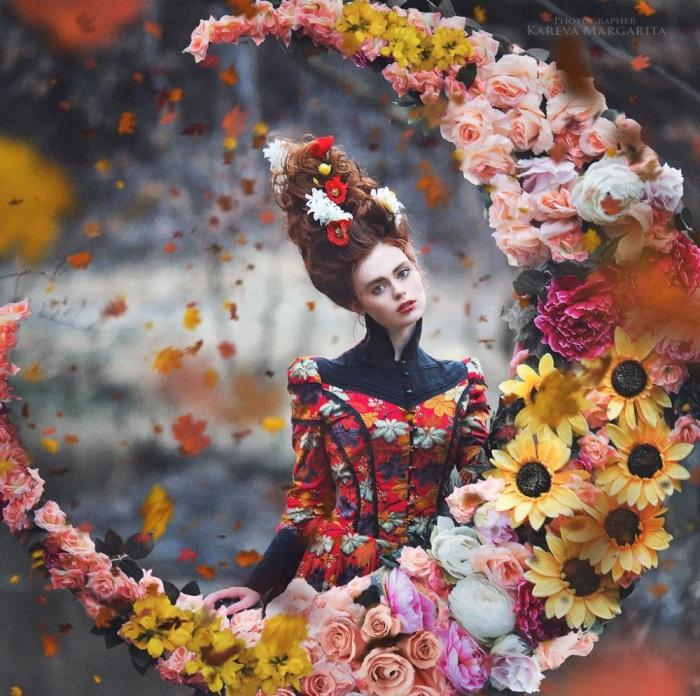 Креативные работы Маргариты Каревой (Margarita Kareva).