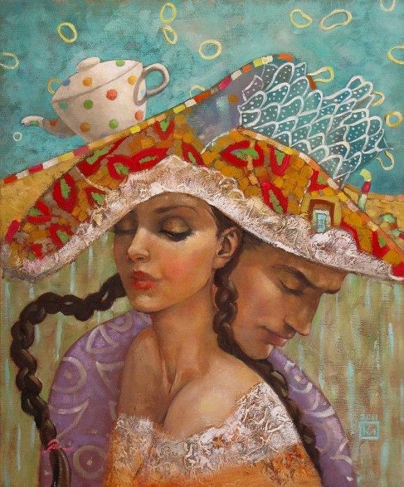 Чай. Автор: Марианна Калачева.