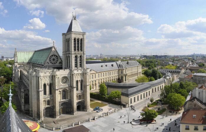Сен-Дени в Париже. \ Фото: chudesnyemesta.ru.