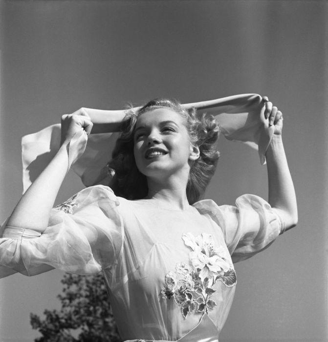 Начало актёрской карьеры, 1947 год. \ Фото: pinterest.ca.