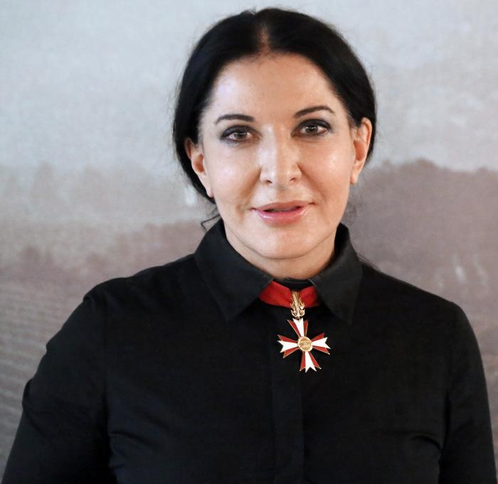 Марина Абрамович. \ Фото: google.com.
