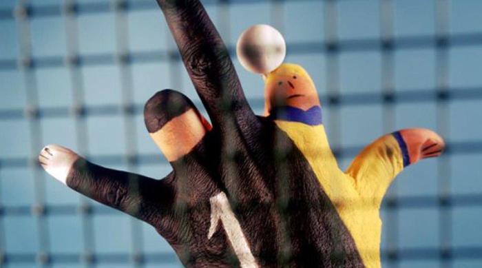 Мяч в игре. Автор: Mario Mariotti.