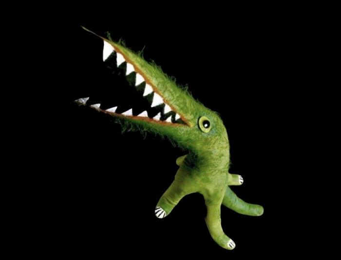 Крокодил. Автор: Mario Mariotti.