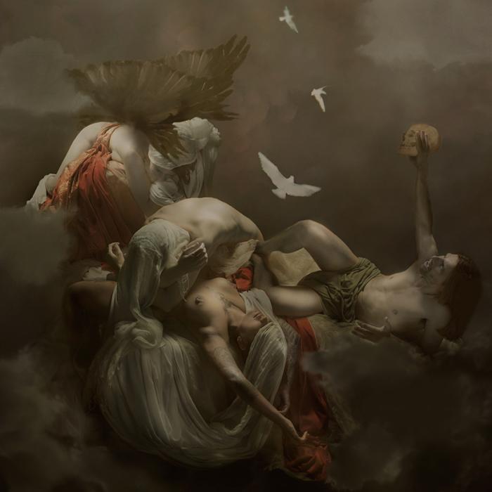 Рухнувшие небеса. Автор: Mariska Karto.