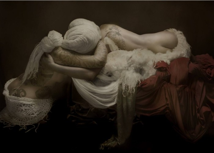 Драконы. Автор: Mariska Karto.