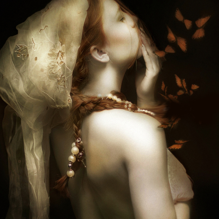 Молчание. Автор: Mariska Karto.