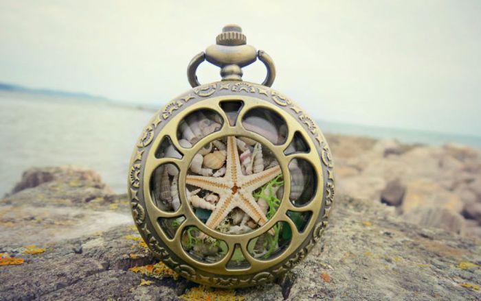 Морская тематика. Украшения и медальоны от Maristella.