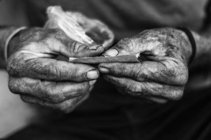 Твоя жизнь, в твоих руках…Автор фото: Marius Bester.