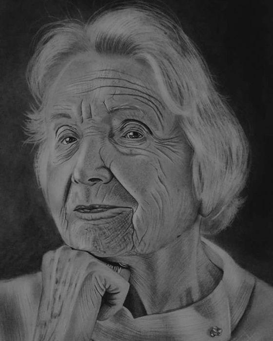 Портрет женщины. Автор: Mariusz Kedzierski.