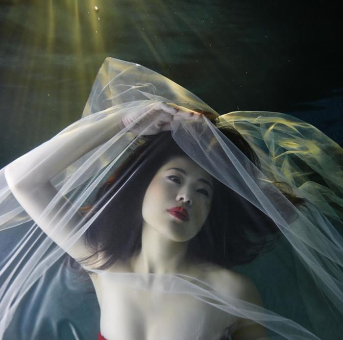Невеста. Автор: Mark Mawson.